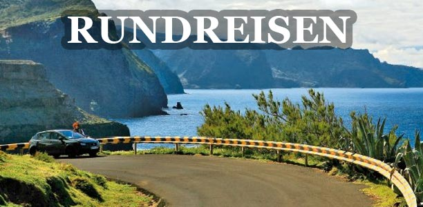 Madeira Rundreisen