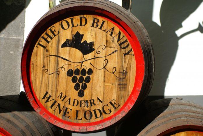 Madeira Wein, Weinfass
