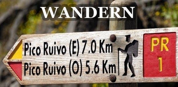 Madeira Wanderurlaub