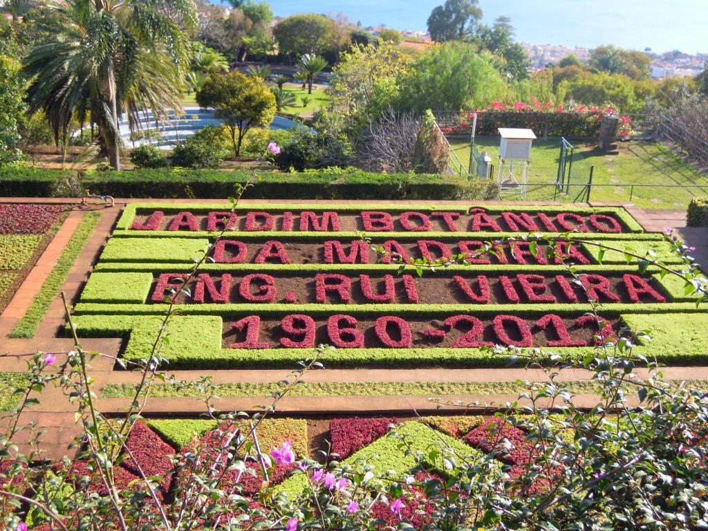 Botanischer garten  Botanischer Garten von Madeira – Jardim Botanico