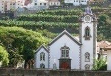 Kirche São Bento - Ribeira Brava