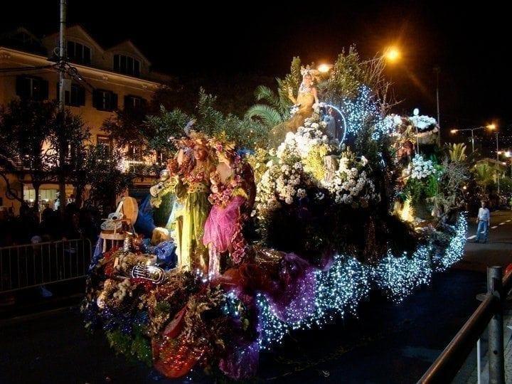 Karneval Auf Madeira Funchal 2019