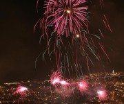 Silvester-Feuerwerk Madeira