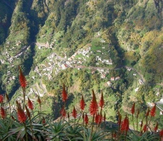 Das Nonnental auf Madeira
